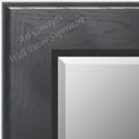MR1776-3 | Black | Custom Wall Mirror | Decorative Framed Mirrors | Wall D�cor