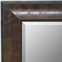 MR1782-2 | Distressed Medium Olive | Custom Wall Mirror | Decorative Framed Mirrors | Wall D�cor