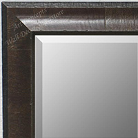 MR1783-2 | Distressed Medium Olive | Custom Wall Mirror | Decorative Framed Mirrors | Wall D�cor