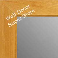 MR1845-4 Natural Clear - Value Price - Medium Custom Wall Mirror Custom Floor Mirror