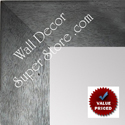MR1872-3 Distressed Chocolate Black - Value Priced - Extra Large Custom Wall Mirror Custom Floor Mirror