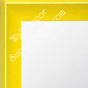 MR210-1  Yellow - Small Custom Wall Mirror