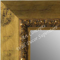 MR5234-1 Distressed Gold Leaf - Extra Extra Large Custom Wall Mirror Custom Floor Mirror
