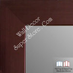 WM1846-4 | Bronze | Custom Three Panel Dressing Mirror