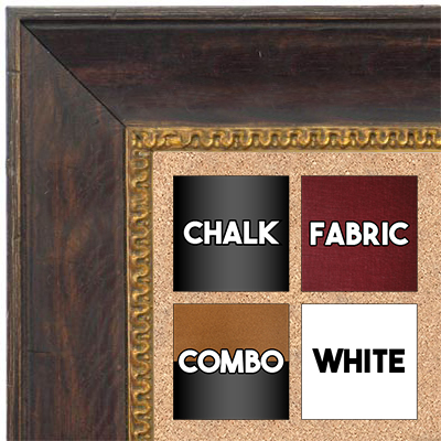 BB1607-4  Coffee  Wallboard Corkboard Whiteboard Chalkboard