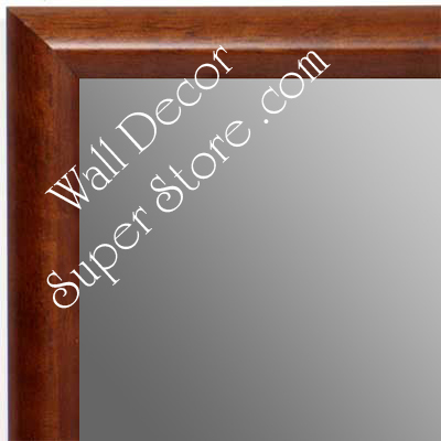 MR1409-1 Cherry - Small Custom Wall Mirror