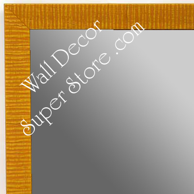MR1430-2 Yellow - Very Small Custom Wall Mirror