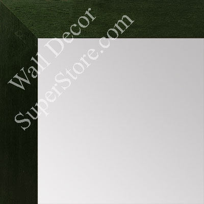 MR1844-11 Dark Green Medium Custom Wall Mirror Custom Floor Mirror