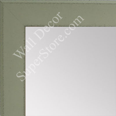 MR1570-2 Distressed Mint Green - Medium Custom Wall Mirror Custom Floor Mirror