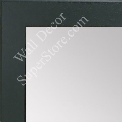 MR1570-4 Distressed Dark Green - Medium Custom Wall Mirror Custom Floor Mirror