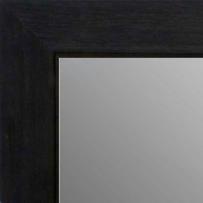 MR1845-6 Charcoal Gray - Value Price - Medium Custom Wall Mirror Custom Floor Mirror