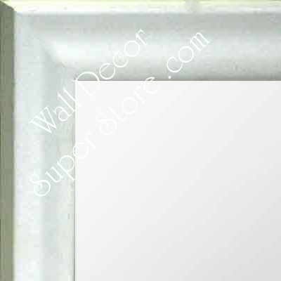 MR211-3  White - Small Custom Wall Mirror