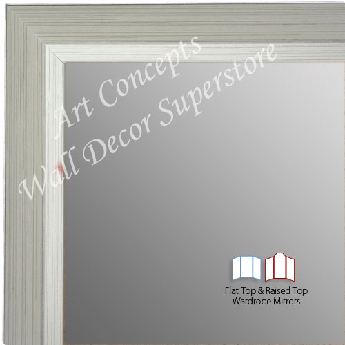 WM1661-2 | Silver | Custom Three Panel Mirror